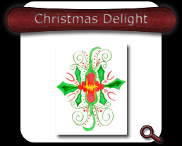 Buy Christmas Delight Note Card