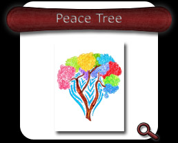 Buy Peace Tree Note Card