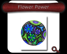 Buy Flower Power Note Card