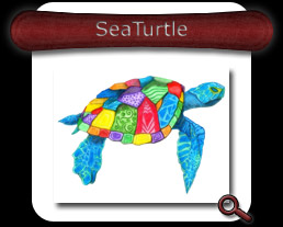 Buy SeaTurtle Note Card